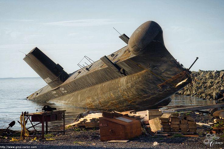 rimouski подводная лодка