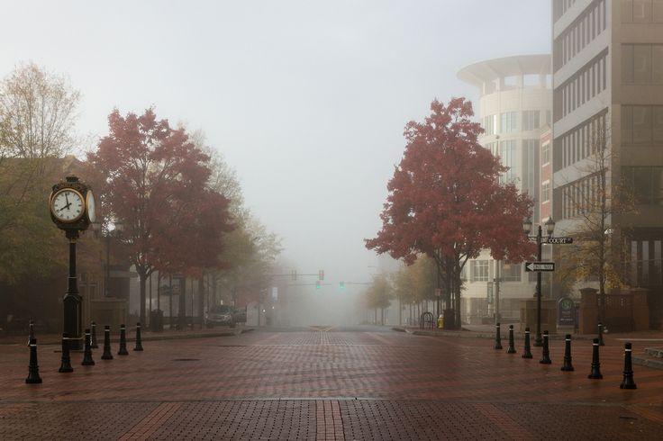 Beautiful Downtown Greenville,SC