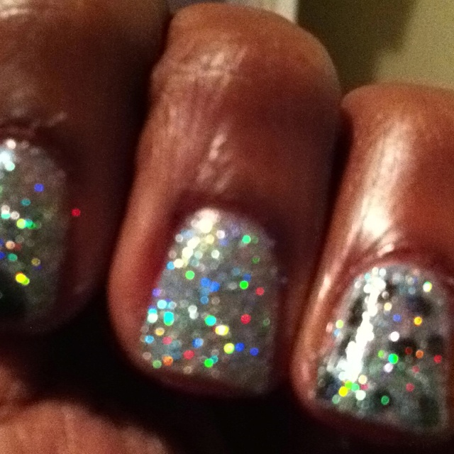 My Gel Nail Manicure, gosh!!! It