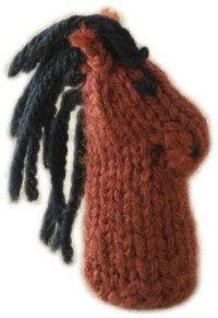 Free Barnyard Finger Puppets Knitting Pattern