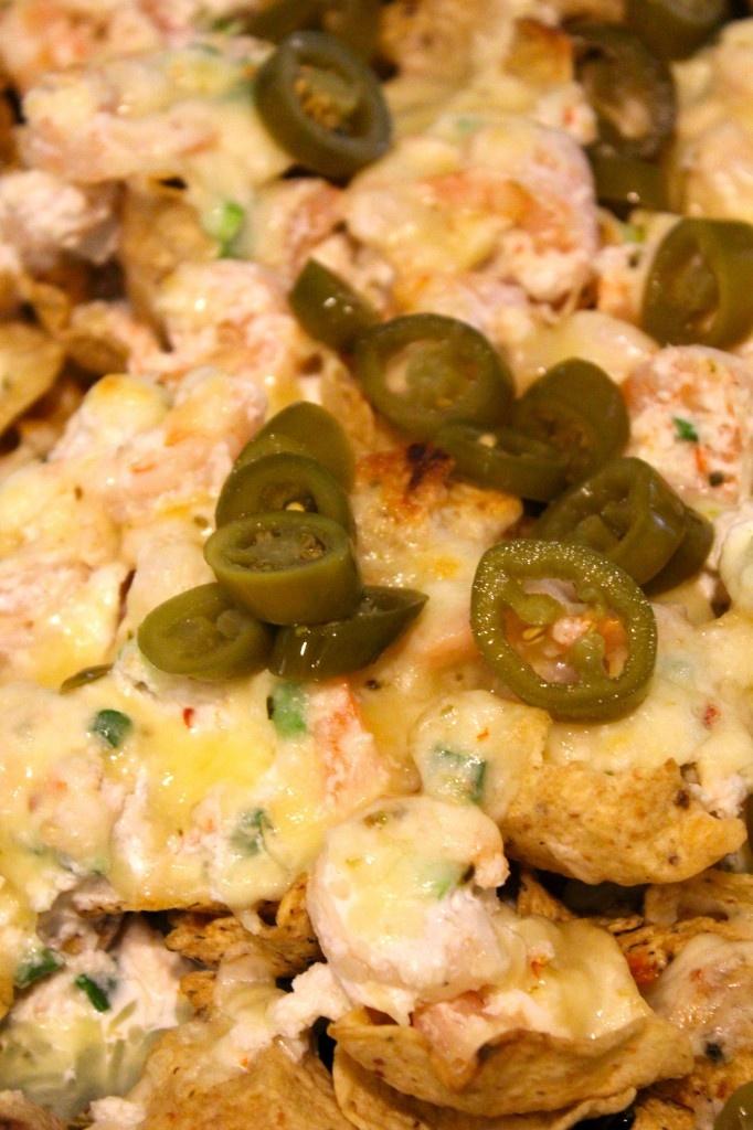 Seafood Nachos | Food & Drink | Pinterest