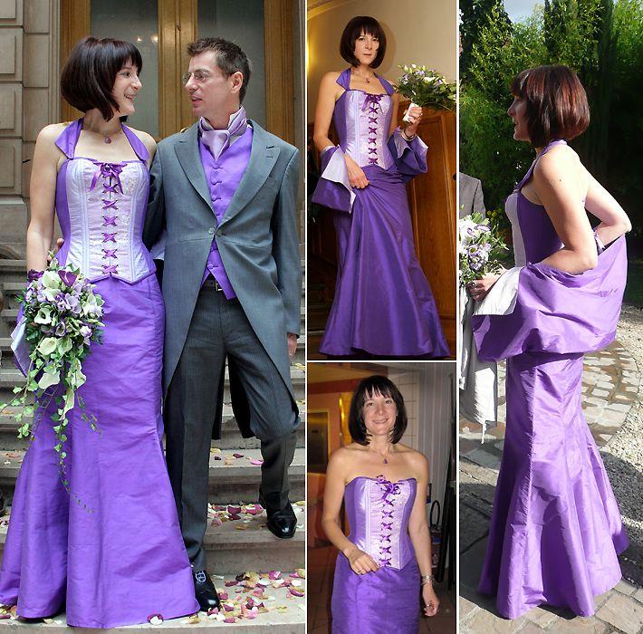 Volute Corsets - créatrice robe de mariée sur mesure à Orléans