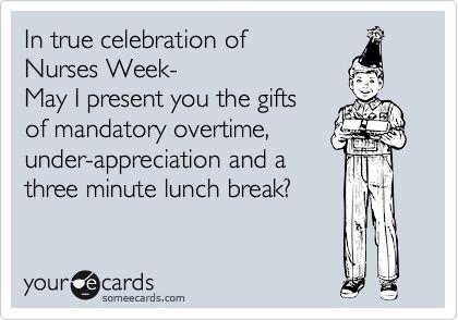 Happy Nurses Week! nurse