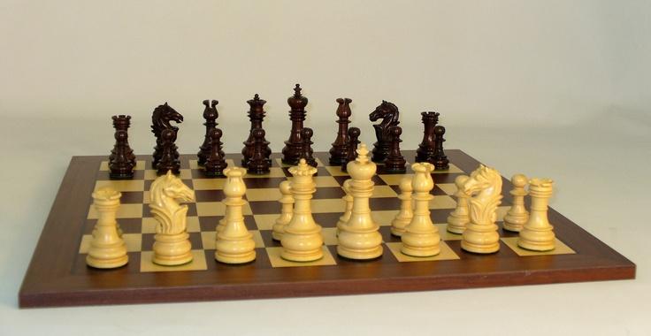 Rosewood Lotus Chess Set Unique Chess Sets Pinterest