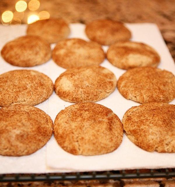 Cristi's Maple Snickerdoodles Recipe INGREDIENTS: 2 cups all-purpose ...