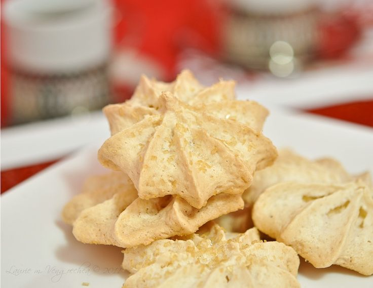 Soft and Chewy Amaretti Cookie | Sweets | Pinterest