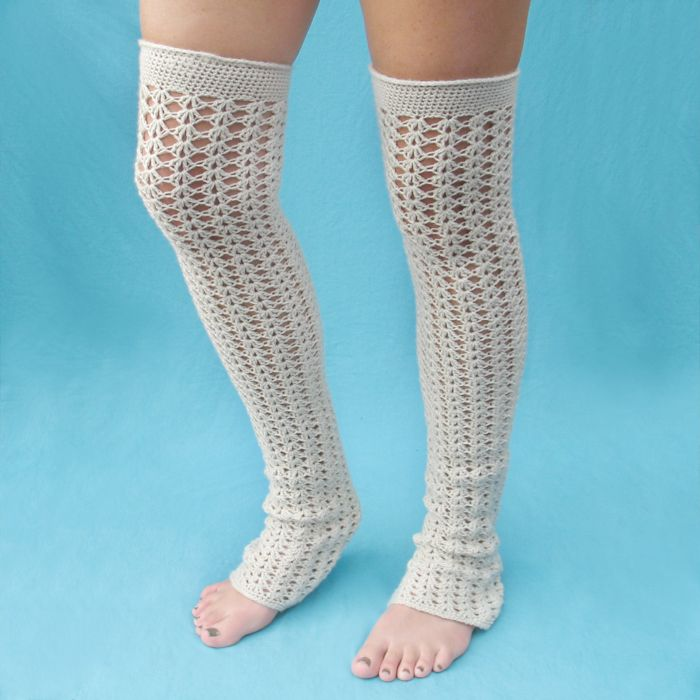 Crochet Leg Warmers : New Crochet Pattern: Swell Leg Warmers Crochet Pinterest