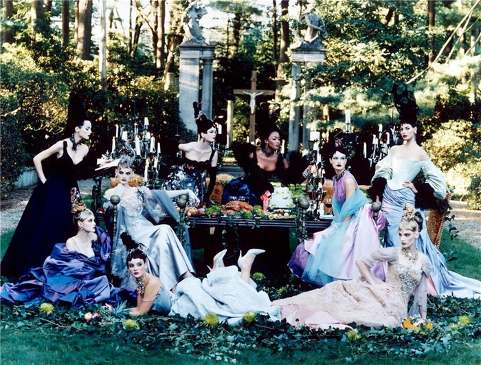 Steven Meisel | A Feast for the Eyes