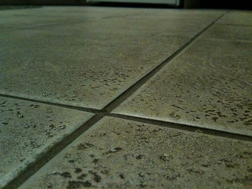 How To Clean Grout On Tile Floor