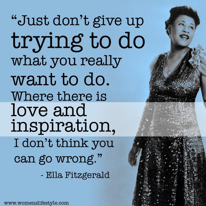 life of ella fitzgerald Find a ella fitzgerald - all my life first pressing or reissue complete your ella  fitzgerald collection shop vinyl and cds.