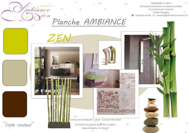 planche ambiance salle de bain planches tendances pinterest. Black Bedroom Furniture Sets. Home Design Ideas