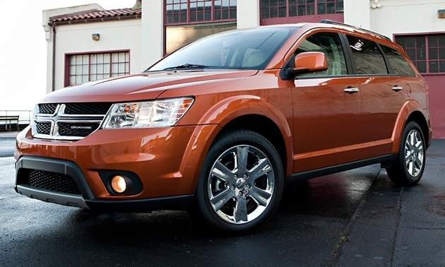 Say hello to my brand new beauty 2013 dodge journey