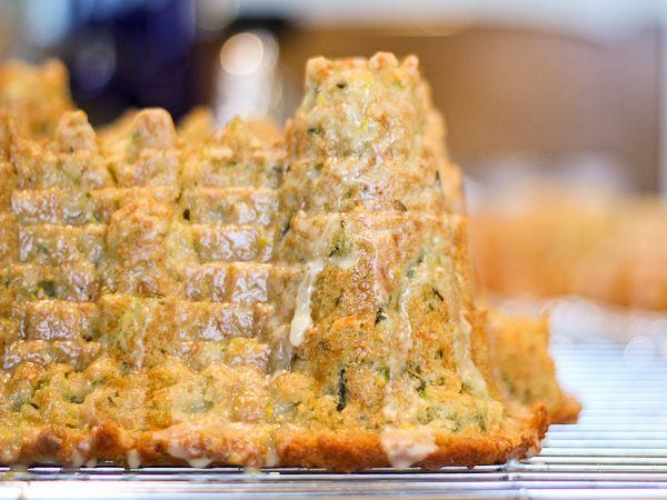 citrus glazed spiced castle bundt cake... Made mini loaves. Used ...