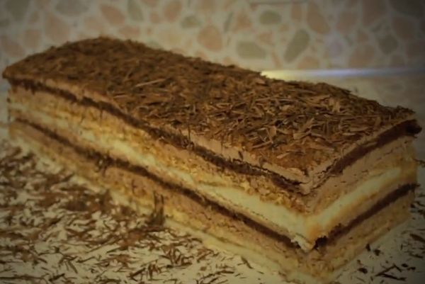 Twelve Layer Mocha Cake - http://www.thinkarete.com/twelve-layer-mocha ...