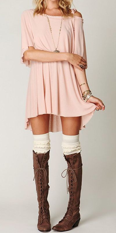 leg warmers with boots outfits