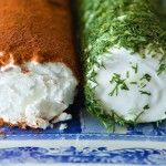 Goat Cheese with Fresh Dill and Paprika | Recipe