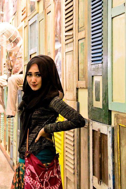 Dian Pelangi Hijab Fashion Inspiration Pinterest