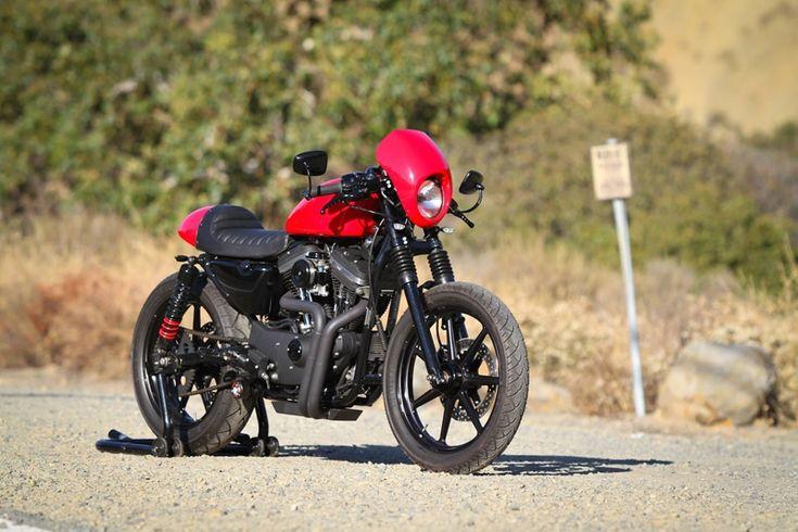 Harley-Davidson Sportster 883 Cafe RacerHarley Davidson 883 Cafe Racer