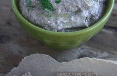 Grilled Eggplant Baba Ganoush | Apps & Sides #paleo | Pinterest