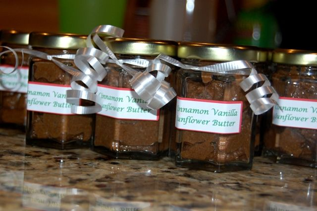 Cinnamon Vanilla Sunflower Seed Butter | Recipes from the Blog | Pint ...