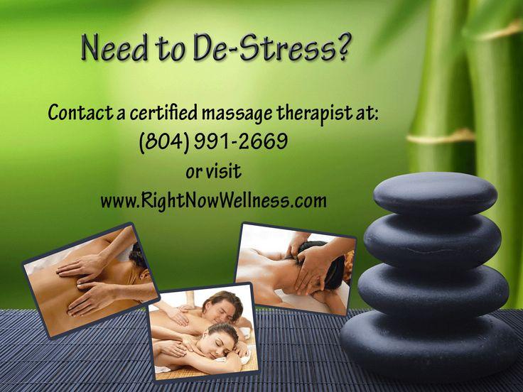 richmond va massage therapy