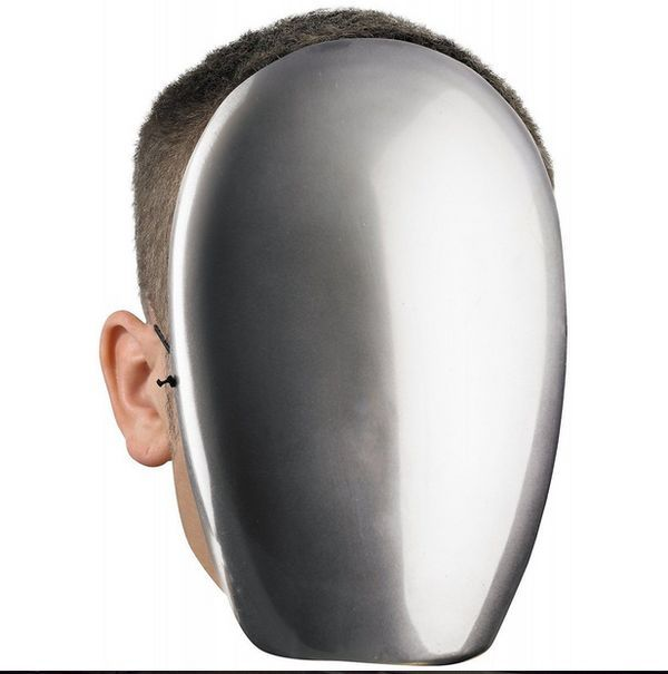 how to make a faceless mask