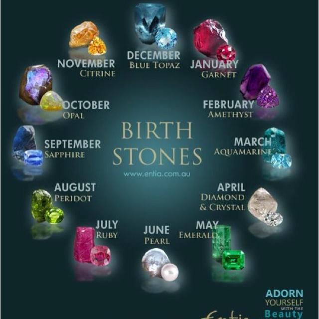 birth stones other junk
