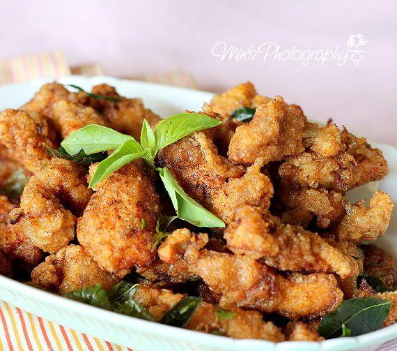 salt and pepper chicken | Yummy Yummy Yummy I Got Love in My Tummy ...