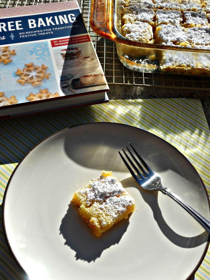 Gluten Free Lemon Bars and Gluten-Free Baking for the Holidays by ...