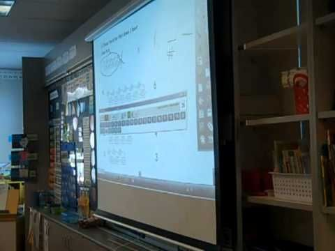 """Whole Brain Teaching - kindergarten math- full lesson. Shows use of """"clickers""""/student responders."""