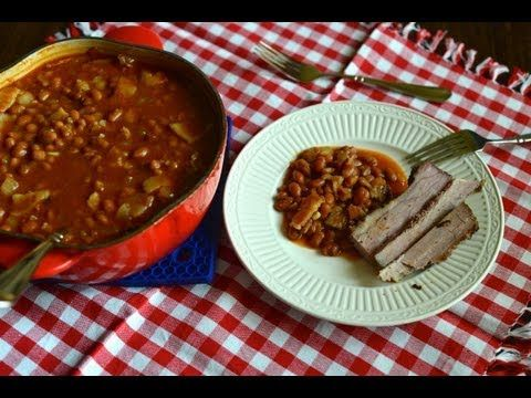 Barbeque Baked Beans | Delicious recipes | Pinterest