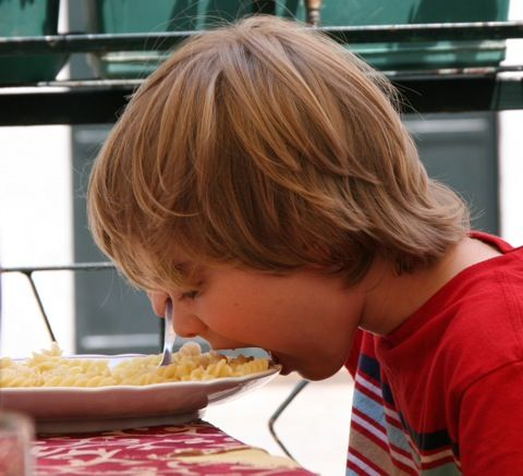 Recipe: Quick Mac and Cheese Without The Box: 1) Cook pasta according ...