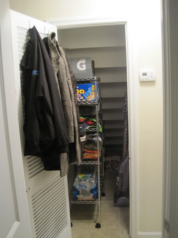 Shelving For Under Stairs Closet