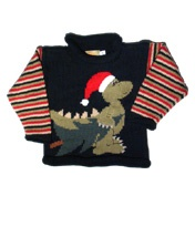 Christmas Sweaters Kids Cardigan Matching Family Pullovers-in Sweaters