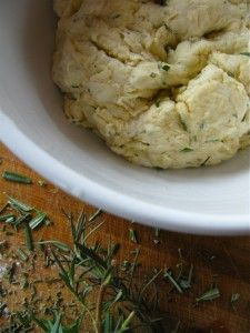 Rosemary No-Knead Bread | Baking Recipes | Pinterest