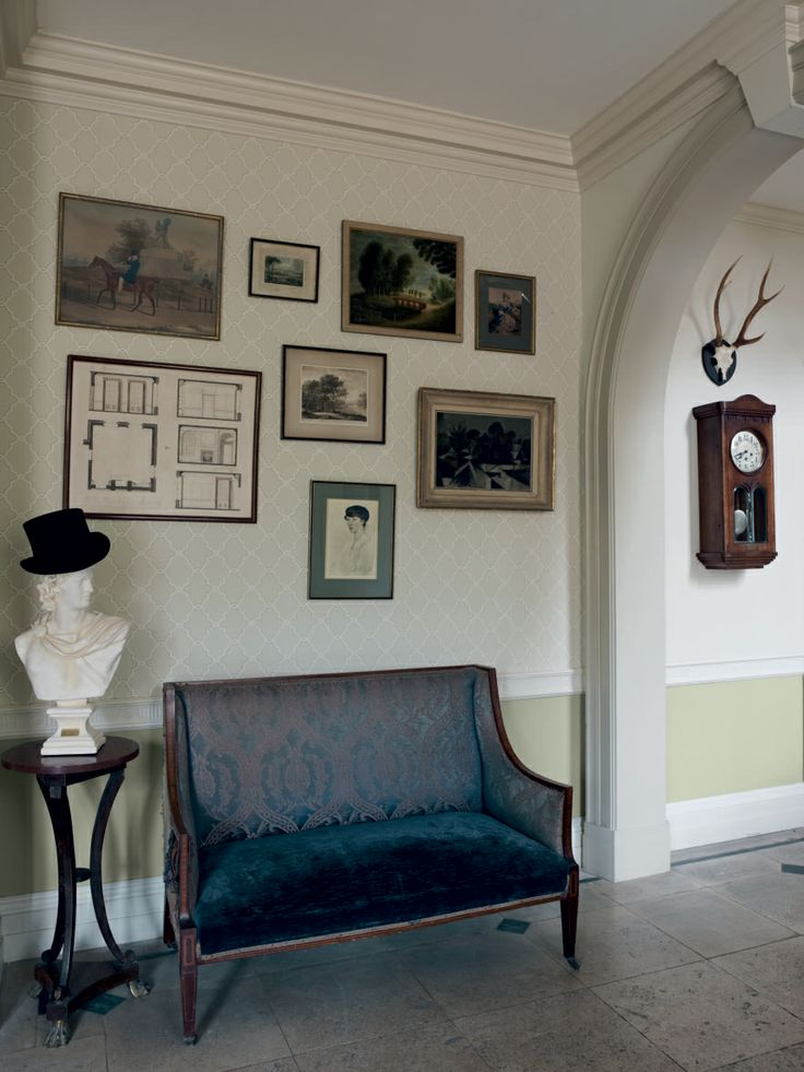 Rousham house related keywords suggestions rousham for Country home collections flooring