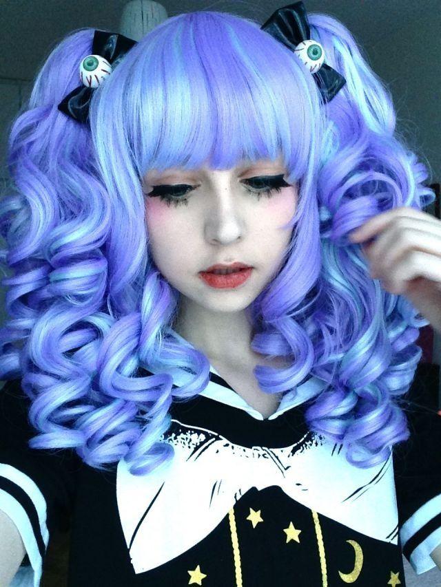 Pastel Goth Lolita Pinterest