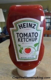 Homemade ketchup | Yum | Pinterest