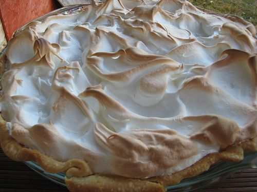 Chocolate Cream Pie Recipe | Free Delicious Italian Recipes | Simple ...