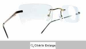 5947565272 Sarah Palin Look Alike Rimless Reading Glasses