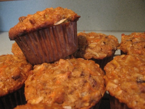 Morning Glory Muffins | Breads/Muffins/Cupcakes | Pinterest