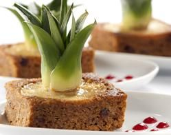 Pineapple Bran Bread made with Maseca