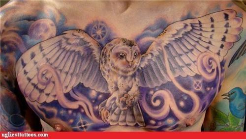 Labyrinth tattoo barn owl. | Tattoos | Pinterest Labyrinth Owl Tattoo