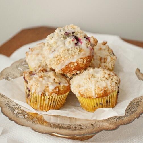 Gluten free lemon and blueberry muffins | Gluten free recipes | Pinte ...