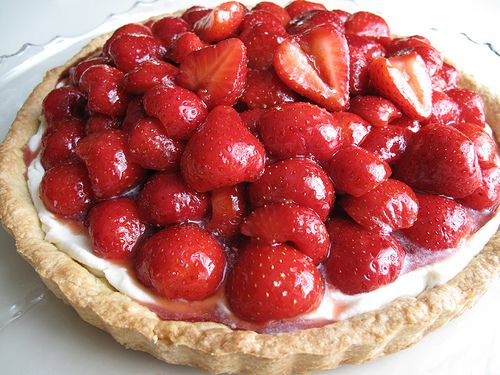 ... tart with mascarpone cream strawberry mascarpone tart with port glaze