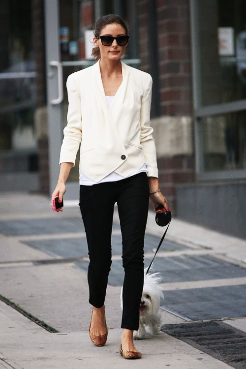 Olivia Palermo Fashion Style Wardrobe Pinterest