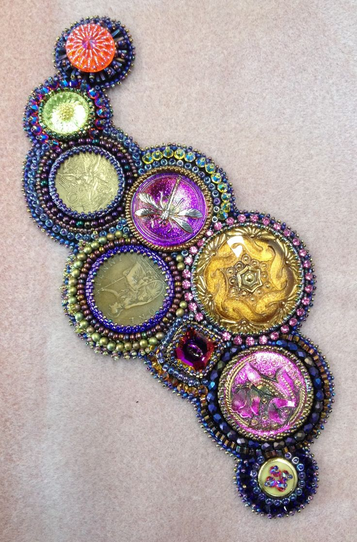 Pin by anne prillaman on bead embroidery pinterest