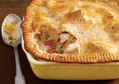 Pot Pie Nothing tastes better than a flaky, buttery pie crust ...