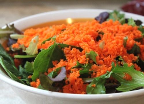 Carrot Salad | Health food | Pinterest