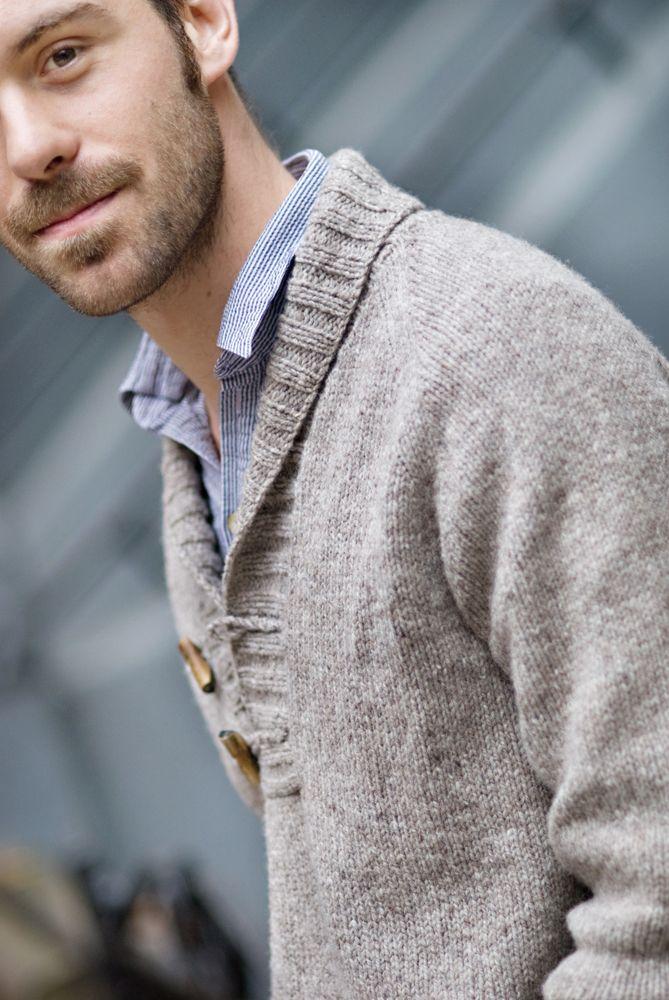 Jared Flood Knitting Patterns : Brooklyn Tweed pattern. Guys Pinterest